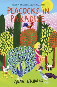 Peacocks in Paradise